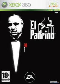 Portada oficial de El Padrino para Xbox 360