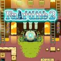 Portada oficial de Fairune 2 eShop para Nintendo 3DS