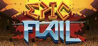 Portada oficial de Epic Flail para PC