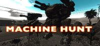 Portada oficial de Machine Hunt para PC