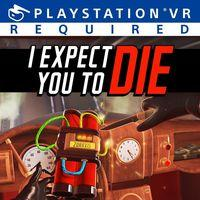 Portada oficial de I Expect You To Die para PS4