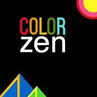 Portada oficial de Color Zen para PS4
