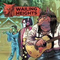 Portada oficial de Wailing Heights para PS4