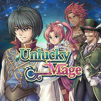Portada oficial de Unlucky Mage eShop para Nintendo 3DS