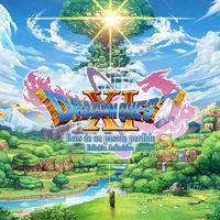 Portada oficial de Dragon Quest XI S: Echoes of an Elusive Age - Definitive Edition para Switch