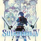 Portada oficial de de Suikoden IV PSN para PS3