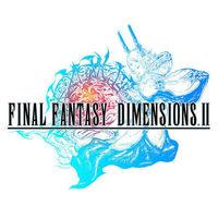 Portada oficial de Final Fantasy Dimensions II para iPhone