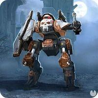 Portada oficial de War Robots para Android