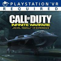 Portada oficial de Call of Duty: Infinite Warfare - Jackal Assault VR Experience para PS4