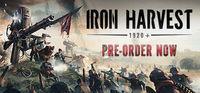 Portada oficial de Iron Harvest para PC