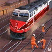 Portada oficial de TrainStation - Game On Rails para Android