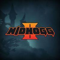 Portada oficial de Nidhogg 2 para PS4