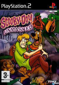 Portada oficial de Scooby-Doo! Unmasked para PS2