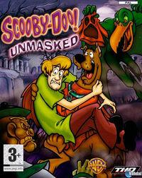 Portada oficial de Scooby-Doo! Unmasked para Game Boy Advance