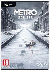 Portada oficial de Metro Exodus para PC