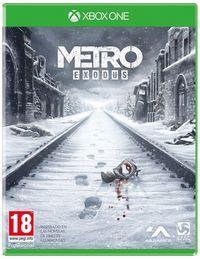 Portada oficial de Metro Exodus para Xbox One