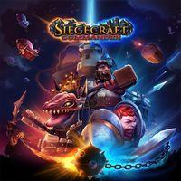 Portada oficial de Siegecraft Commander para PS4