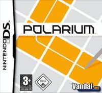Portada oficial de Polarium para NDS