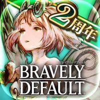 Portada oficial de Bravely Default: Fairy's Effect para Android