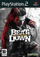 Portada oficial de de Beat Down: Fists of Vengeance para PS2