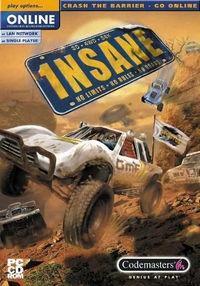 Portada oficial de Insane (2000) para PC