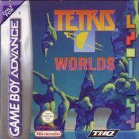 Portada oficial de Tetris Worlds para NDS