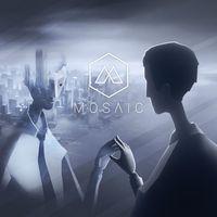 Portada oficial de Mosaic para PS4