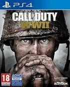 Portada oficial de de Call of Duty: WWII para PS4