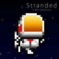 Portada oficial de Stranded: A Mars Adventure PSN para PSVITA