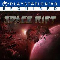 Portada oficial de Space Rift - Episode 1 para PS4