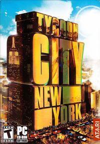 Portada oficial de Tycoon City: New York para PC