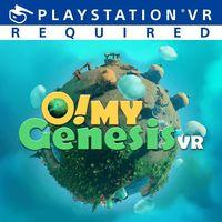 Portada oficial de O! My Genesis VR para PS4