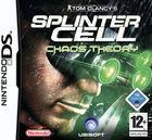 Portada oficial de de Splinter Cell: Chaos Theory para NDS