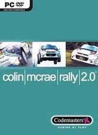 Portada oficial de Colin McRae Rally 2.0 para PC