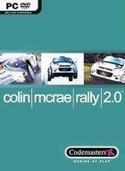 Portada oficial de de Colin McRae Rally 2.0 para PC