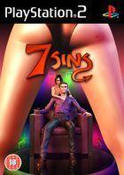 Portada oficial de de 7 Sins para PS2