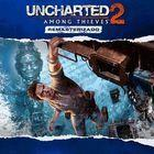 Portada oficial de de Uncharted 2: El reino de los ladrones remasterizado para PS4