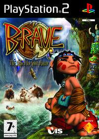 Portada oficial de Brave: The Search for Spirit Dancer para PS2