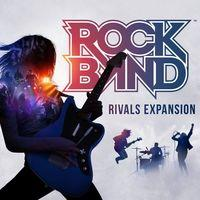 Portada oficial de Rock Band: Rivals para PS4