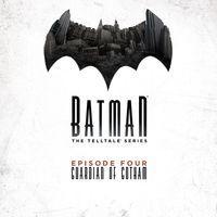 Portada oficial de Batman: The Telltale Series - Episode 4: Guardian of Gotham para PS4