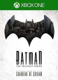 Portada oficial de Batman: The Telltale Series - Episode 4: Guardian of Gotham para Xbox One