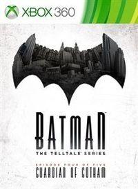 Portada oficial de Batman: The Telltale Series - Episode 4: Guardian of Gotham XBLA para Xbox 360