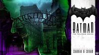 Portada oficial de Batman: The Telltale Series - Episode 4: Guardian of Gotham para PC