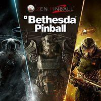 Portada oficial de Bethesda Pinball para PS4