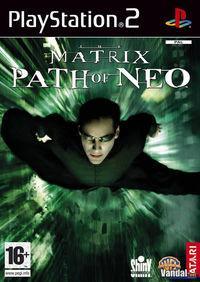 Portada oficial de The Matrix: Path of Neo para PS2