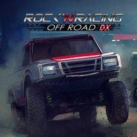 Portada oficial de Rock'N Racing Off Road DX para PS4