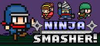 Portada oficial de Ninja Smasher! para PC