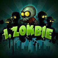 Portada oficial de I, Zombie para PS4