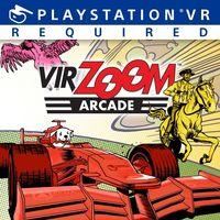 Portada oficial de VirZOOM Arcade para PS4