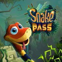 Portada oficial de Snake Pass para PS4
